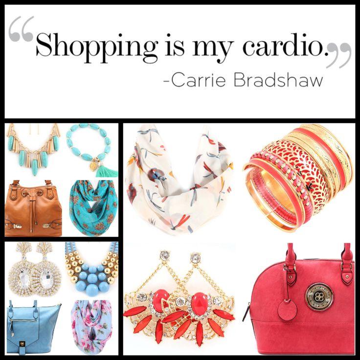 We agree Carrie! Shop Téa & Elle Boutique at www.facebook.com/TeaAndElle