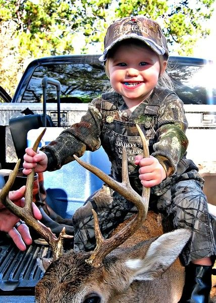 Too cute. Daddy is gonna have his hands full if we have a girl! ;) well, boy too!