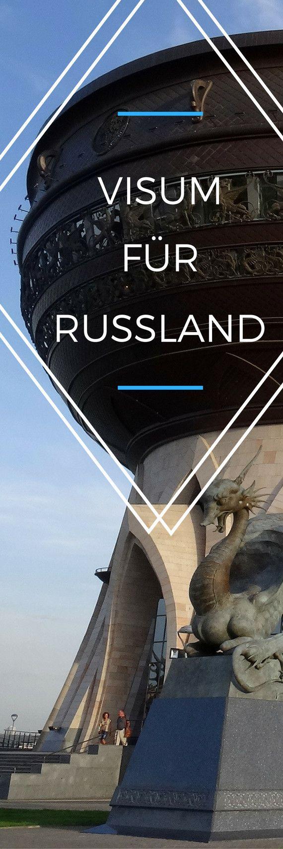 Visum für Russland: So klappt's mit der Einreise in das größte Land der Welt || Russia