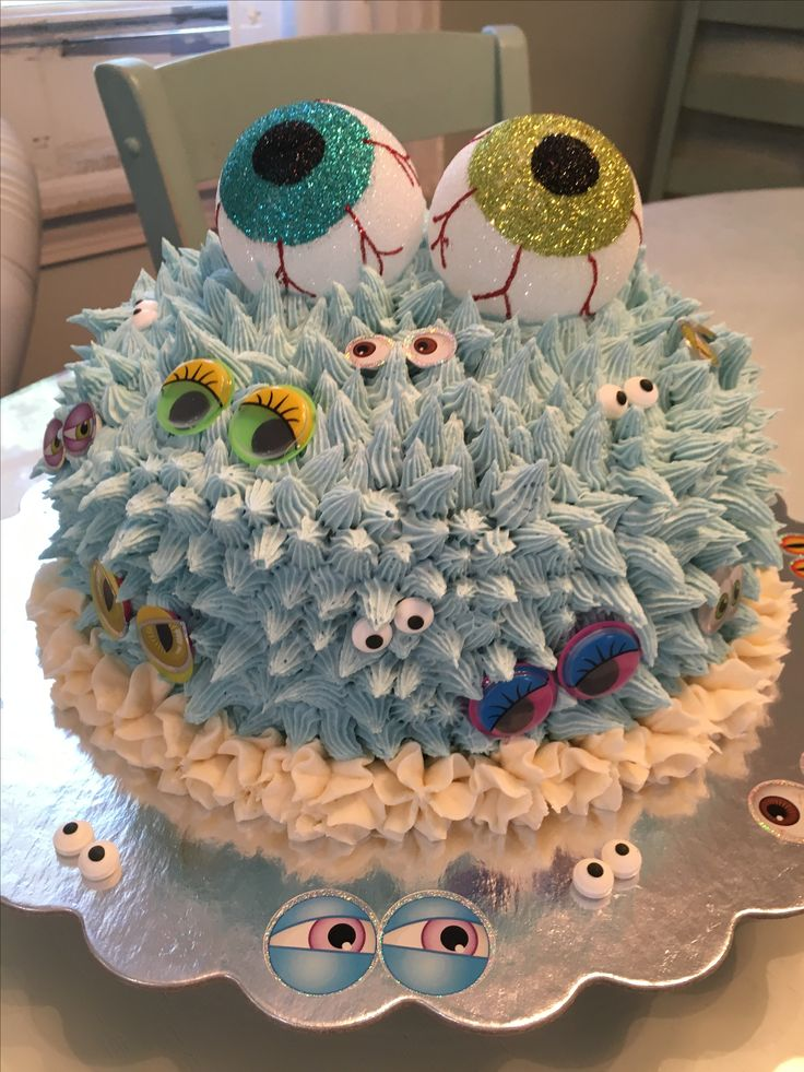 Crazy Birthday Cakes Annie