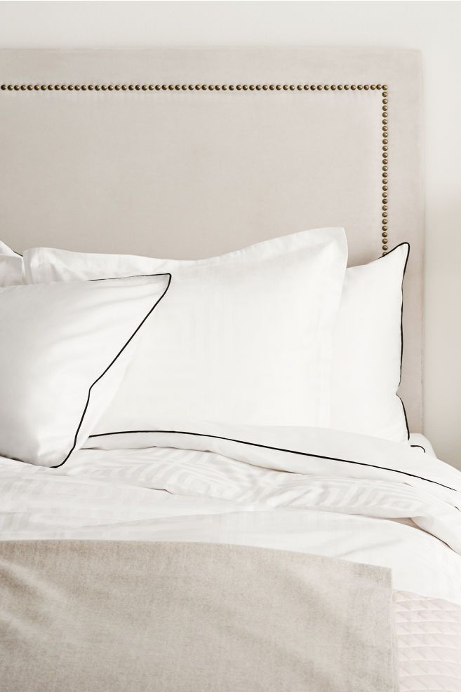 King Queen Duvet Cover White Home All H M Us Satin Pillowcase White Duvet Covers Gray Duvet Cover
