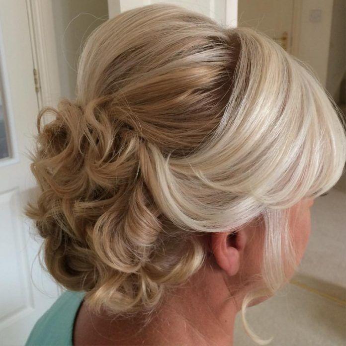 Birbirinden Güzel Gelin Annesi Saç Modelleri Örnekleri