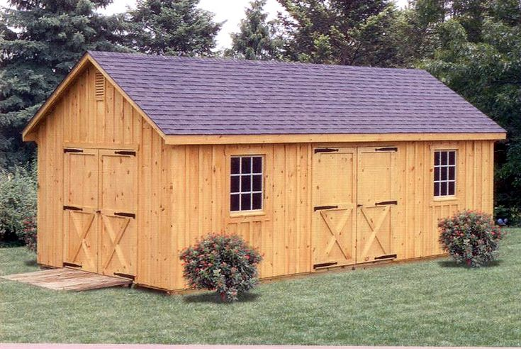 Best 25 cheap sheds ideas on pinterest simple shed for Board and batten shed plans