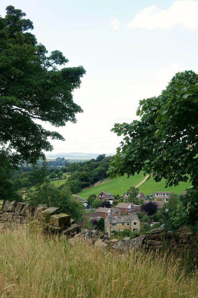 Holmfirth, West Yorkshire, England