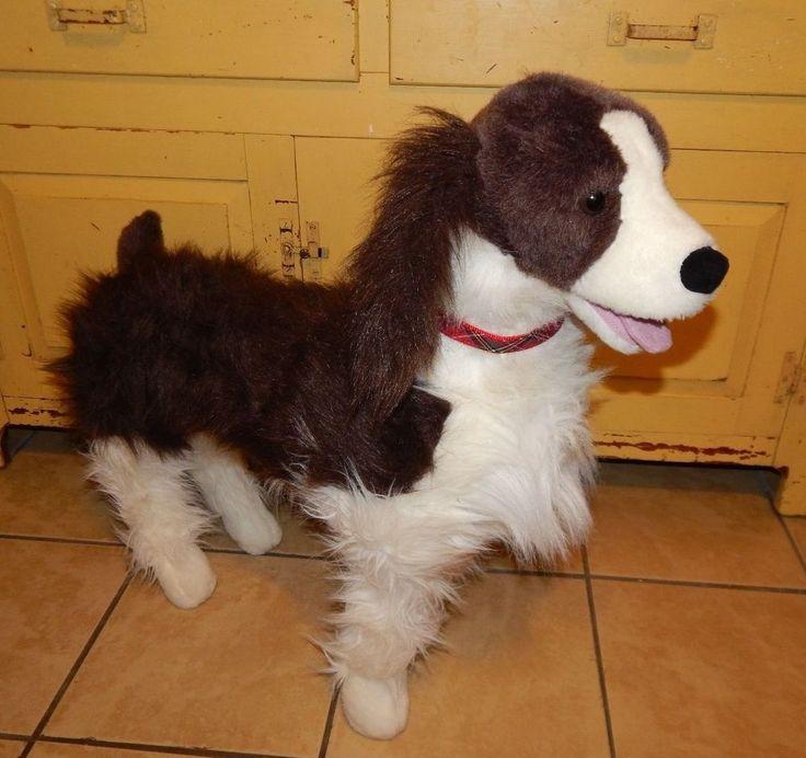 Melissa & Doug Plush BIG Stuffed Animal Dog English Springer