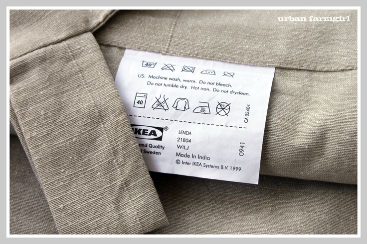 """go-to"""" fabric when I want a """"linen"""" look is from a pair of Ikea drapes called LENDA. It drapes like a dream, the color is fantastic. But, best of all? It is cheap! $14.99 for TWO 110"""" long panels"""