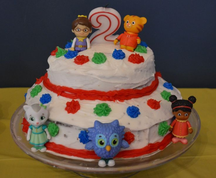 Birthday Cake Images For Daniel : 17 Best images about Patrick s 2nd Birthday on Pinterest ...