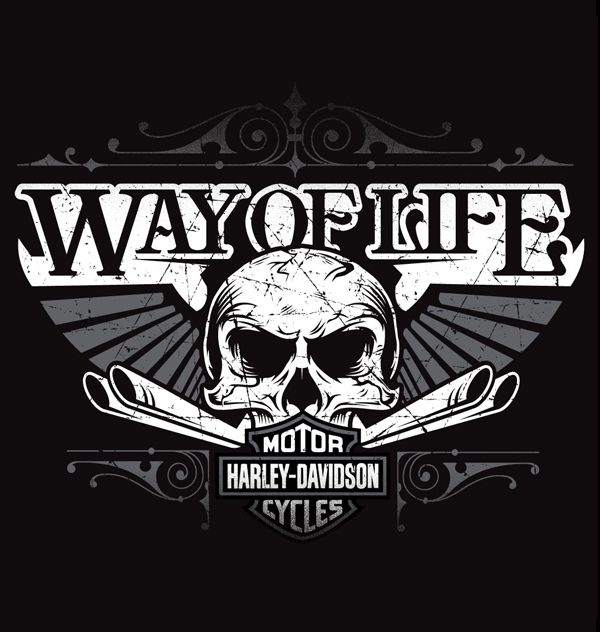 Charmant Harley Davidson Apparel