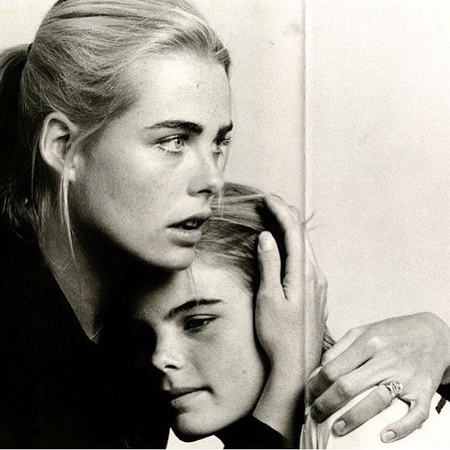 Margaux and Mariel Hemingway