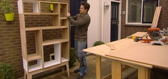 Maak deze hippe keukenkast eigen huis tuin hout en for Eigen huis en tuin kast maken