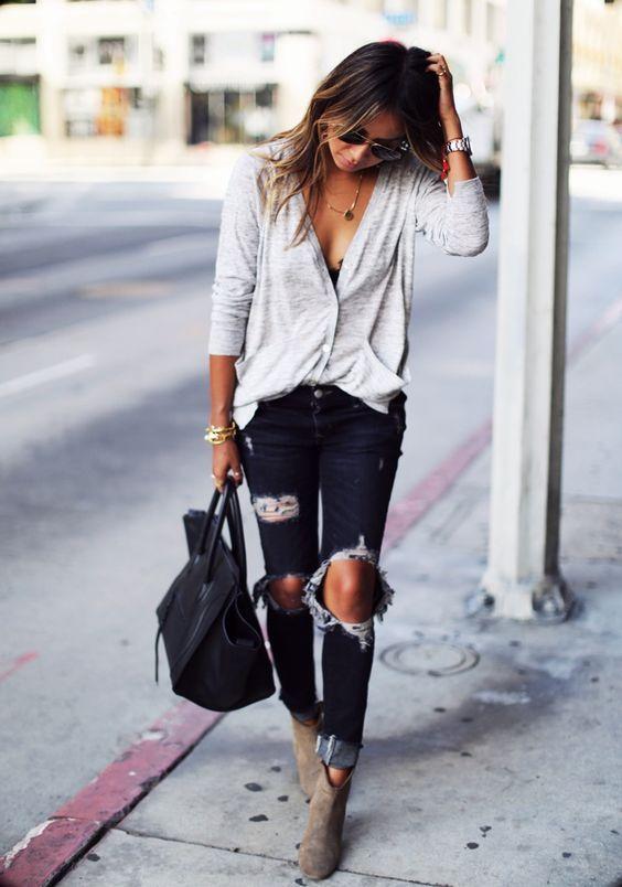 cool Street Style - Kasa Pereira