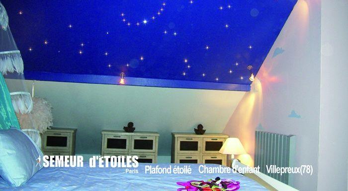 Les 10 meilleures id es de la cat gorie toiles au plafond for Plafond etoile chambre