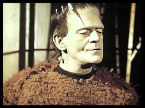 Watch Rare Home-Movie Footage of Boris Karloff's Frankenstein in Color | Movie News | Movies.com