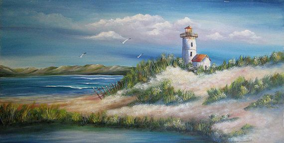 New  Sunset At The Coast An Original Coastal by DianeTrierweiler, $149.99