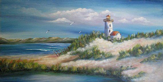 New  Sunset At The Coast An Original Coastal by DianeTrierweiler, $149.99