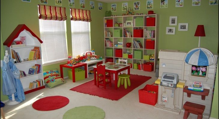 Playroom Decorating Ideas On A Budget   Google Search
