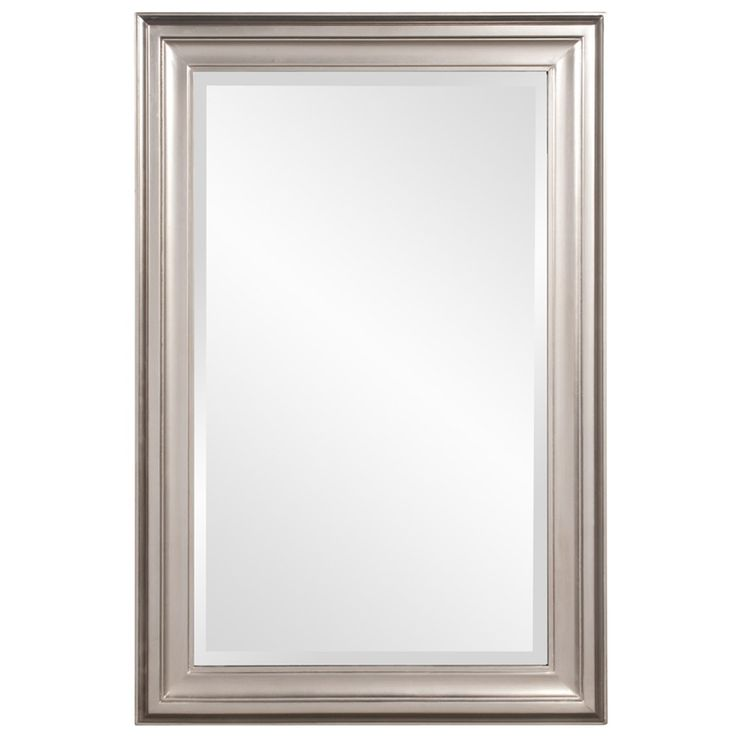 Brushed Nickel Wall Mirror 191 best mirror images on pinterest | wall mirrors, floor mirrors