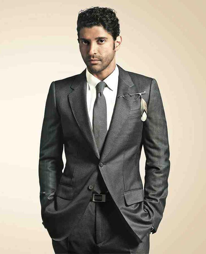 Smart Indian Man In Suit