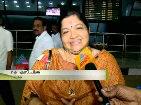 Falicitating ONV: K S Chithra