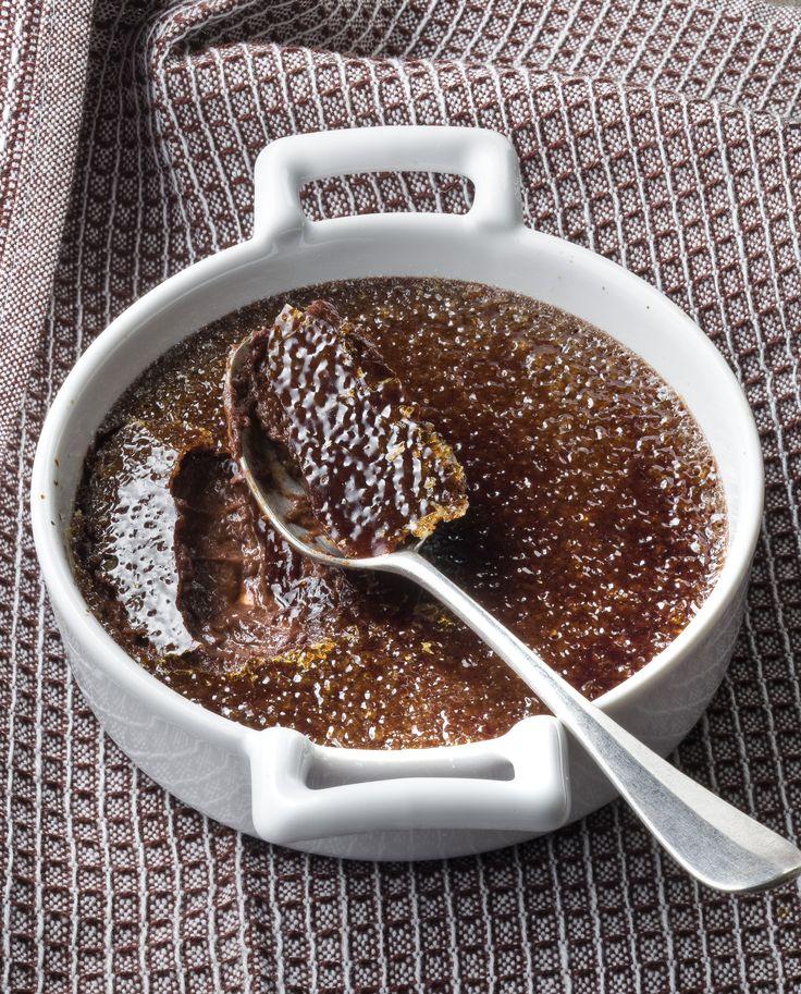 Leite Creme de Chocolate