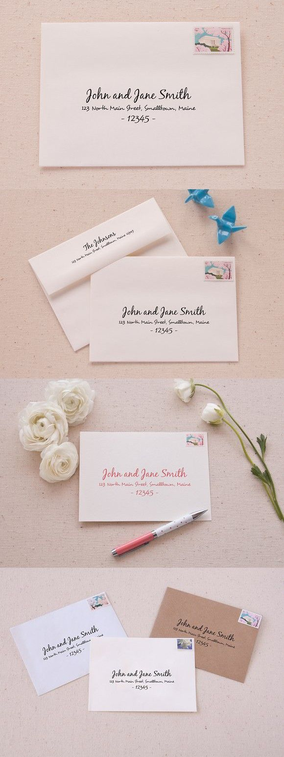 95 best Envelope Addressing images on Pinterest