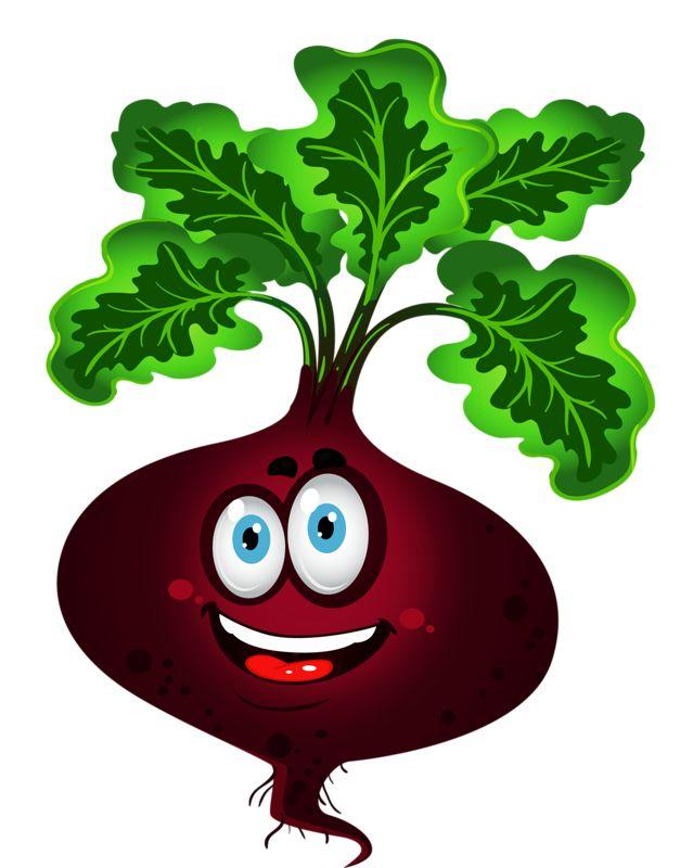 Картинка, веселые овощи и фрукты в картинках
