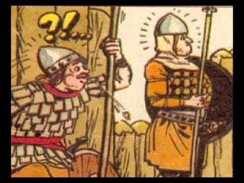 Legenda o królu Popielu i myszach