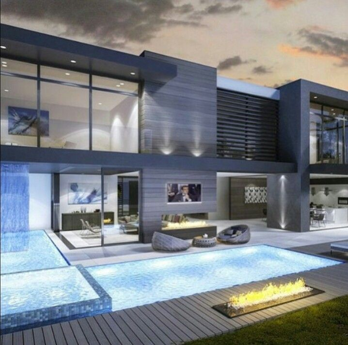 Luxury House In Los Angeles California: 5231 Best Etxeak Images On Pinterest