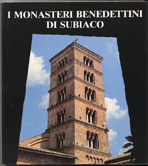 I monasteri Benedettini di Subiaco - C. Giumelli 1982 - 248 pagine, copertina rigida   sovracopeta. Grande formato con tantissime illustrazioni a colori.