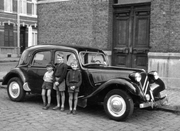 Citroen traction avant 11cv photo - 2