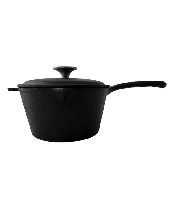 Take a look at this Duck Commander 2-Qt. Cast Iron Sauce Pan & Lid today!
