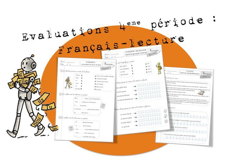 CE1: Evaluations période 4