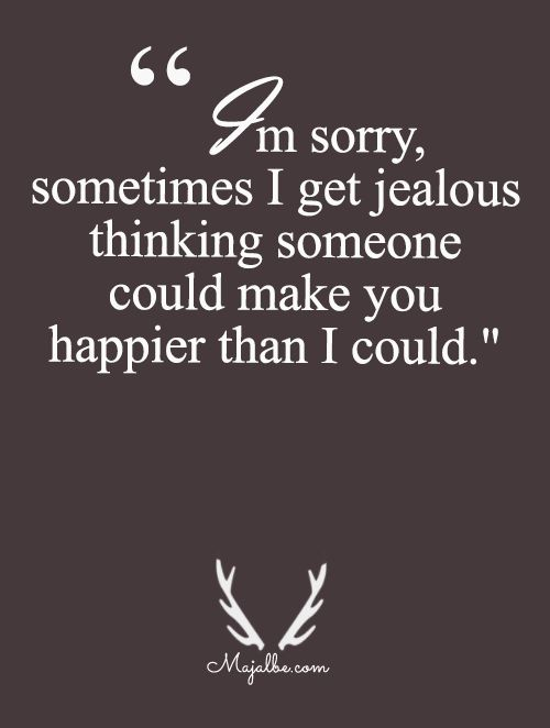 Quotes About Jealousy And Love Best 25+ Jealou...