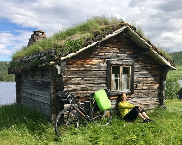 Cycling, Polkupyörällä Nuorgamiin 1582km ja 16 ajopäivää – Rooslife