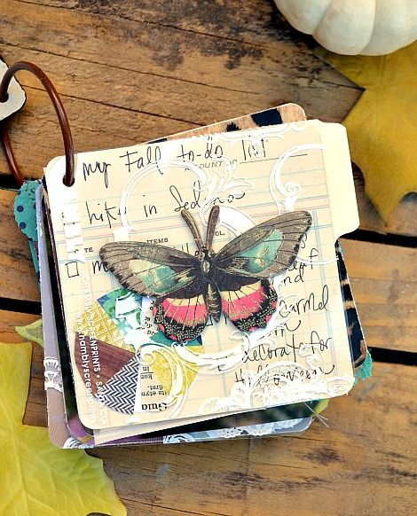 art journal inspiration - the pink couch