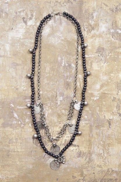 Visitá la nueva colección Invierno 16 en Rapsodia.com > Collar Gypsy
