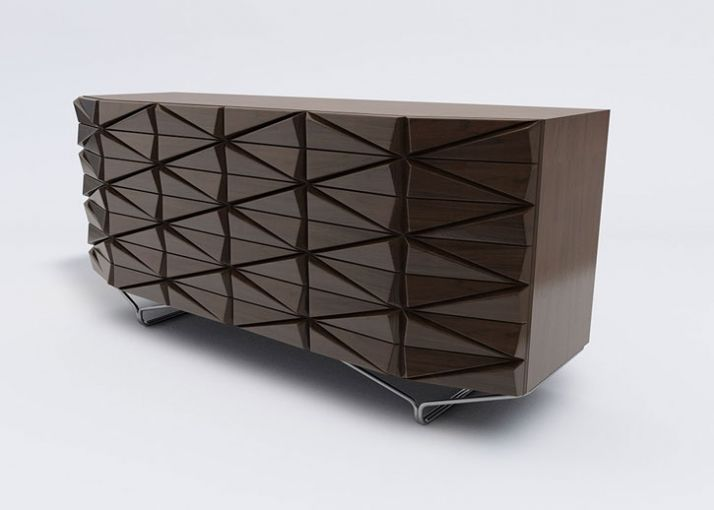 Cristal cabinet Peter Maes