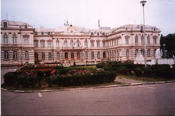 Administrative Palace - Bacau
