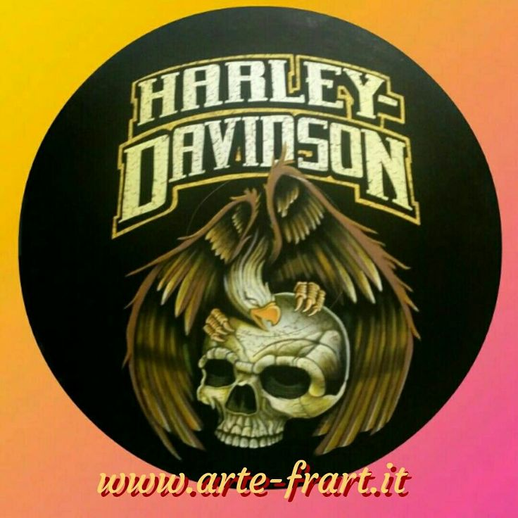 Harley-Davidson Vendita online Instagram @arte.frart