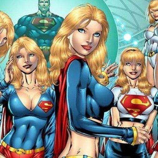 Supergirl comics  Wikipédia