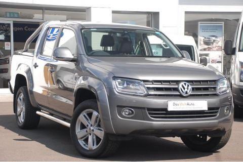 Volkswagen Amarok 2.0BiTDi (180PS) Highline+ BMT 4MOTION Per Pick-Up