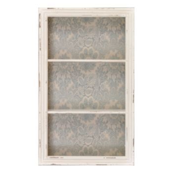 Shop our entire selection of wall decor including this floral wood wall cabinet at kohls