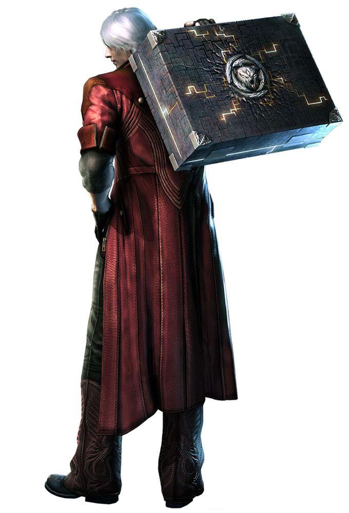 Dante & Pandora's Box