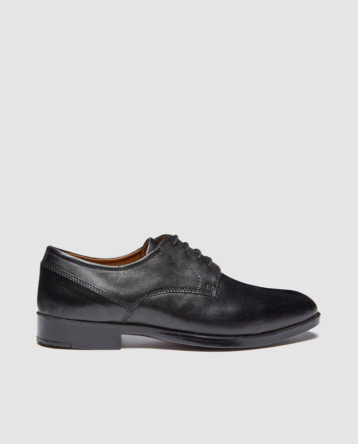 Zapatos de vestir de hombre Dustin de piel en color negro · Dustin · Moda · El Corte Inglés