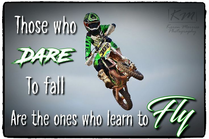 Troy - Motocross Quote