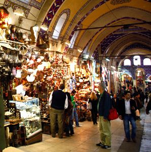 Grand Bazaar is Europe's Most Visited Tourist Attraction, according to Travel+Leisure magazine.