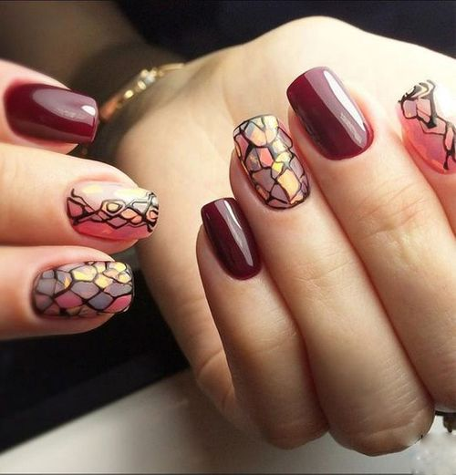 228 best nail designs images on pinterest cute nails fake nail absolutely gorgeous wedding nail art designs prinsesfo Choice Image