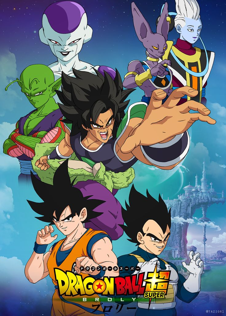 """WATCH Dragon Ball Super Broly FULL """"MOVIE '2018' ONLINE"""
