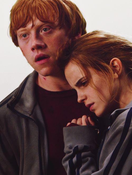 Best Fictional Couple EVERRRR!!! Ron and Hermione