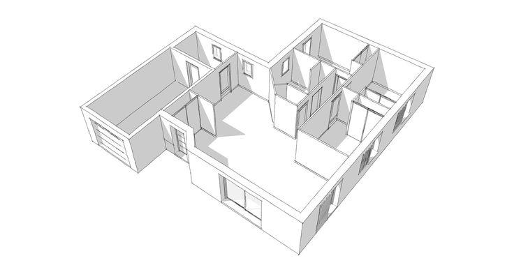 Les 31 meilleures images du tableau Plans petites maison sympas sur - Modeles De Maisons Modernes